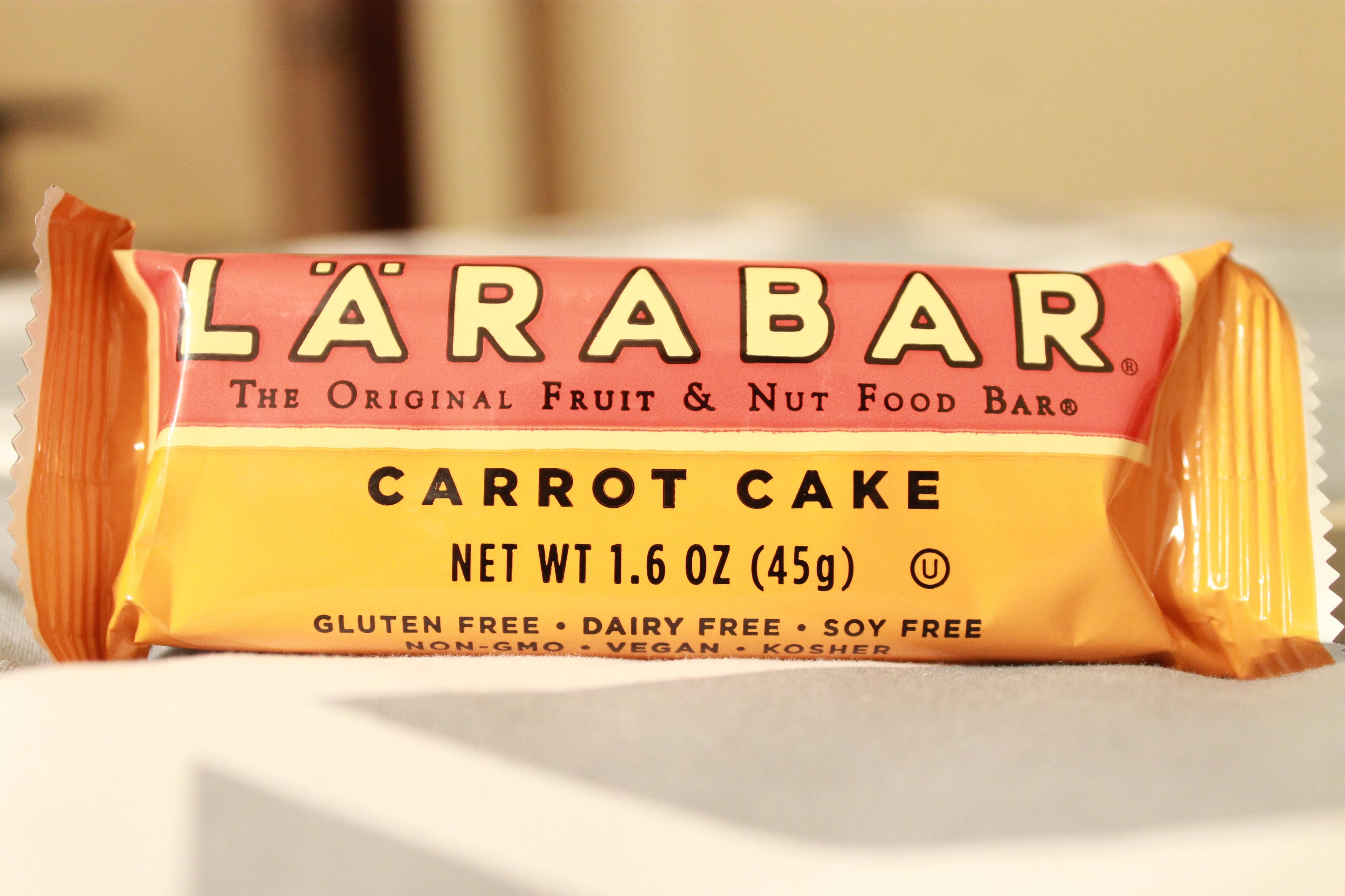 Carrot Cake Larabar