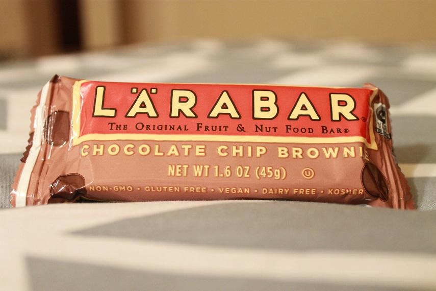 Chocolate Chip Brownie Larabar