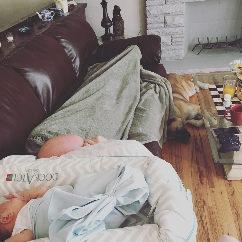 DockATot and Ollie Swaddle
