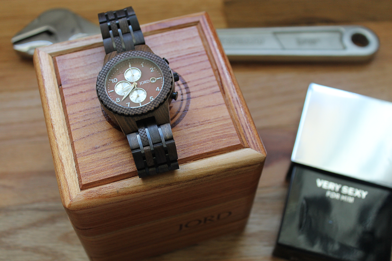 Father's Day Gifts featuring JORD watches
