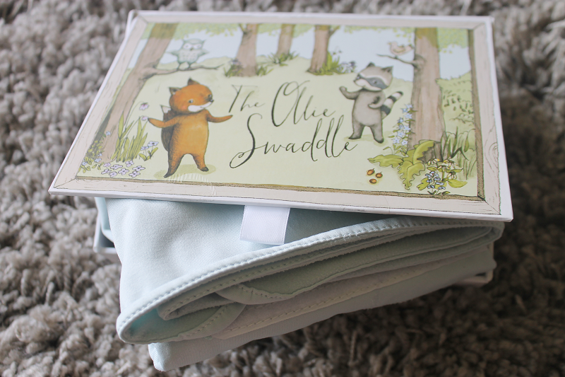 Ollie Swaddle box and swaddle