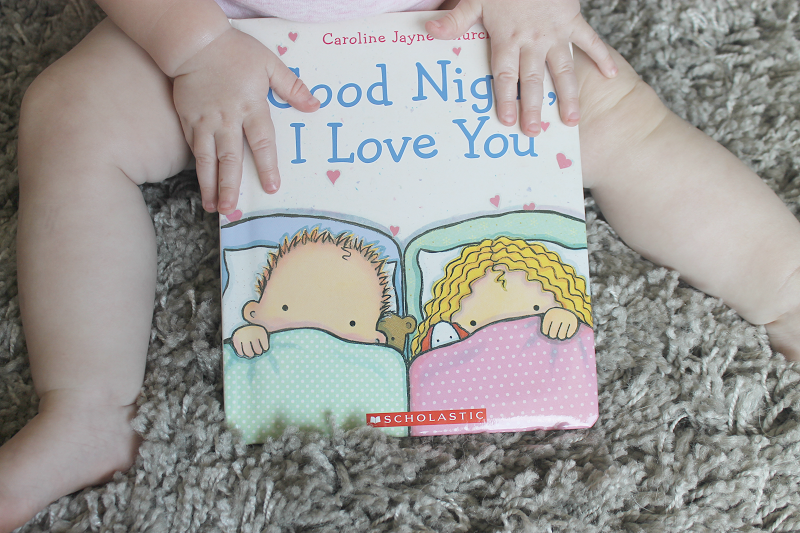 Good Night, I Love You book