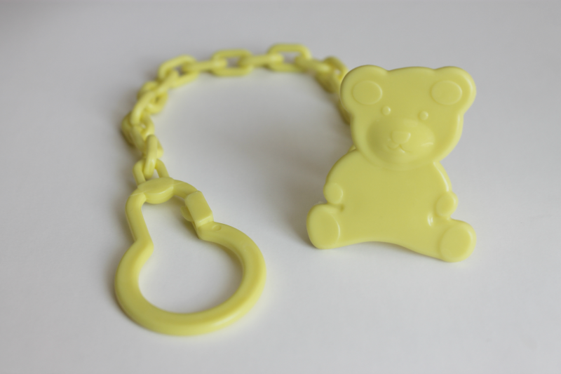 Cradle Plus Teddy Chain