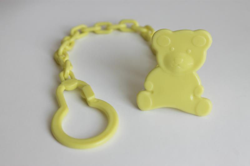 Cradle Plus Teddy Chain