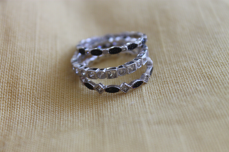 Everly Stackable Rings