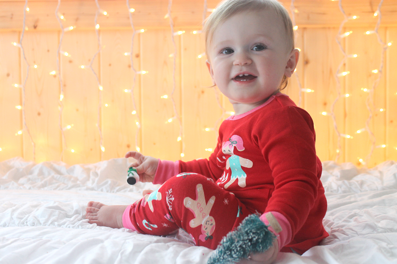 Carter's Ginger Bread Lady Pajamas