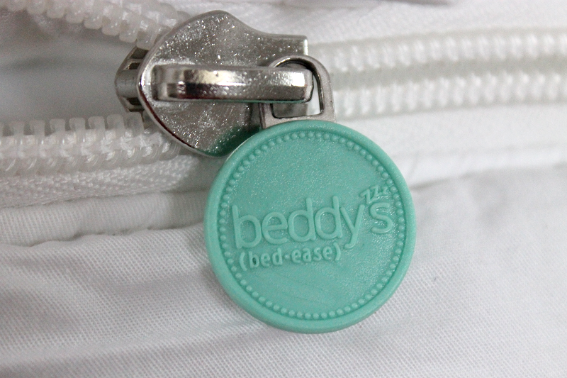 Beddys Bedding Zipper