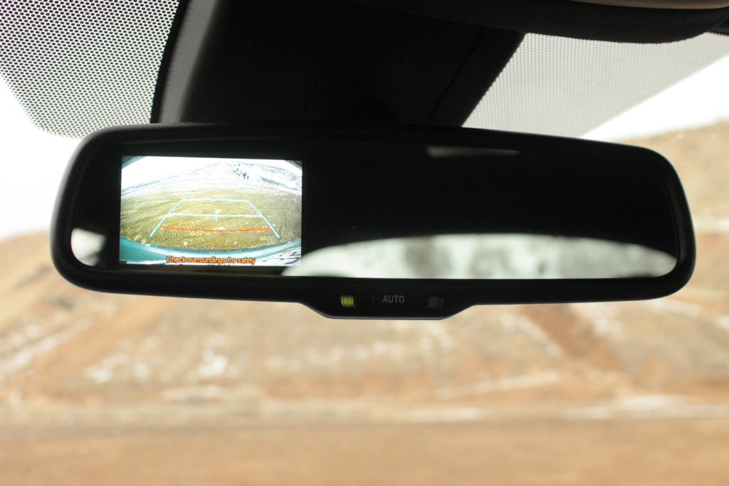 2018 Toyota C-HR XLE Rear View Mirror and Backup Camera