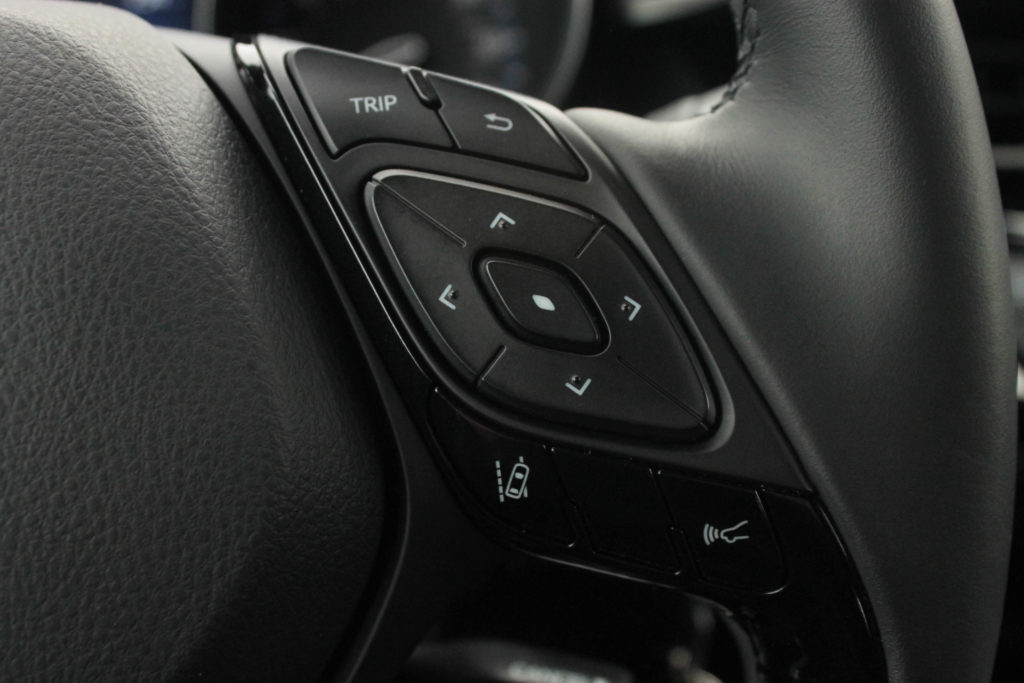 2018 Toyota C-HR XLE Steering Wheel Controls