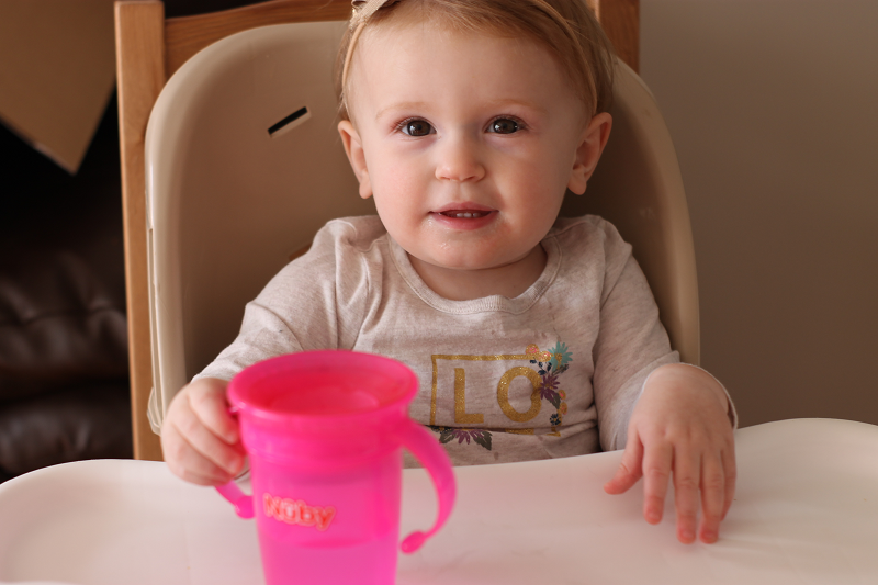Nuby No-Spill 360 Wonder Cup