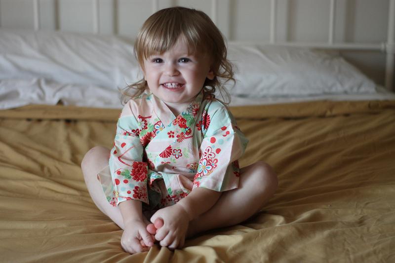 Haha No Yume - The Baby Kimono Company - Pretty Loved